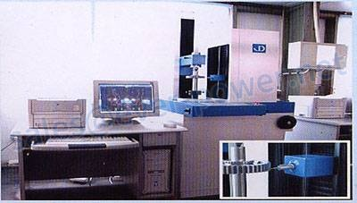 gear teeth profile test machines