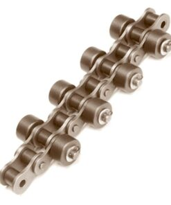 Side roller conveyor chain