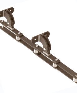 Agricultural roller chains and attachments