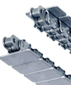Stainless steel flat-chain for conveyor - 455.1 247x296