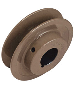 Adjustable Speed V belt pulleys prebored and for taper bushes 11