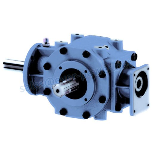 Agricultural Gearbox For Between Row And Weed Mowers 1