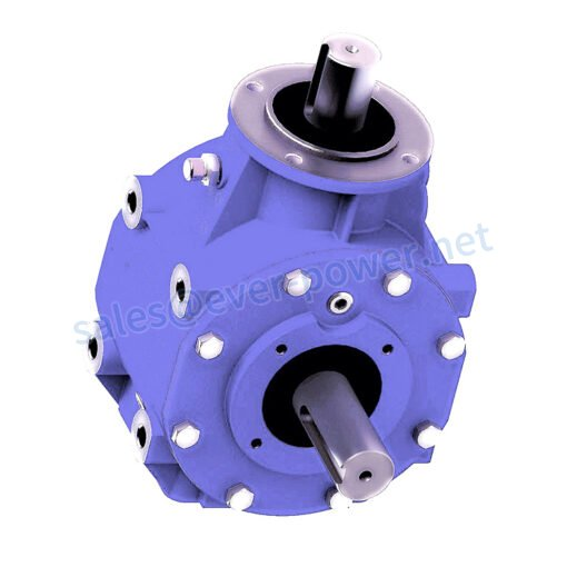 Agricultural Gearbox For Offset Mowers 1