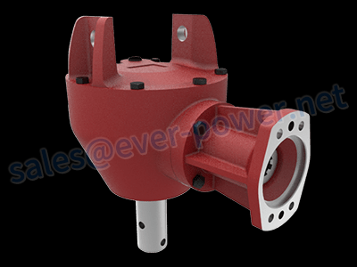 Agricultural Gearbox For Post Hole Digger2