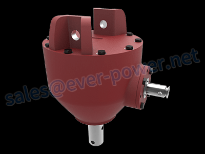 Agricultural Gearbox For Post Hole Digger3