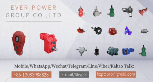 Agricultural Gearbox For Rotary Cutter4