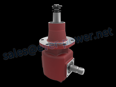 Agricultural Gearbox For Rotary Cutter5