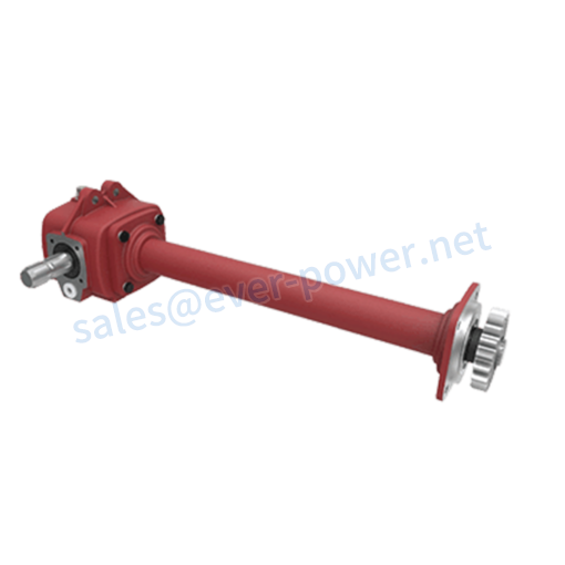 Agricultural Gearbox For Rotary Tiller 1