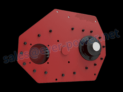 Agricultural Gearbox For Rotary Tiller2