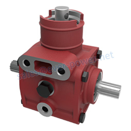 Agricultural Gearbox For Sprayers 1