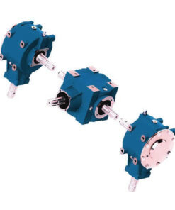 Agricultural Gearbox For Vineyard
