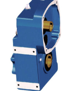 Bevel Gearbox For Biogas Energy Generator Plant 1