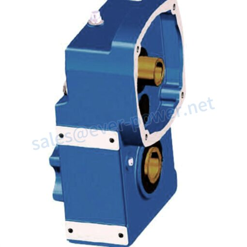 Bevel Gearbox For Biogas Energy Generator Plant
