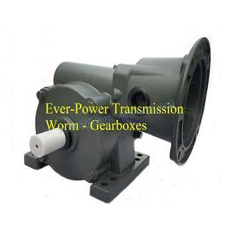 Center-Dive Gear Box Of Irrigation System