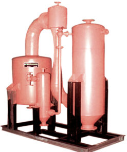 Desulfuration Ejector System