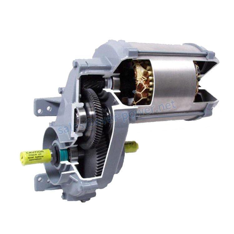Driveline Motor Of Irrigation System