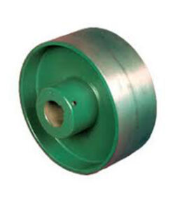 Flat Belt Pulleys for Taper Bushes 11
