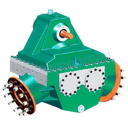 Gearbox For Digger Drive 1
