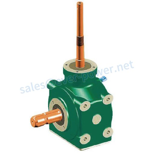Gearbox For Dusters 11