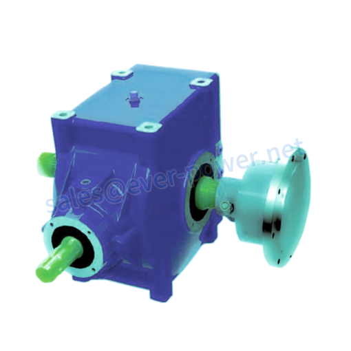 Gearbox For Snow Tillers 1