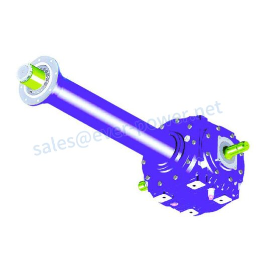 Gearbox For Trenchers Soil Tillage 11