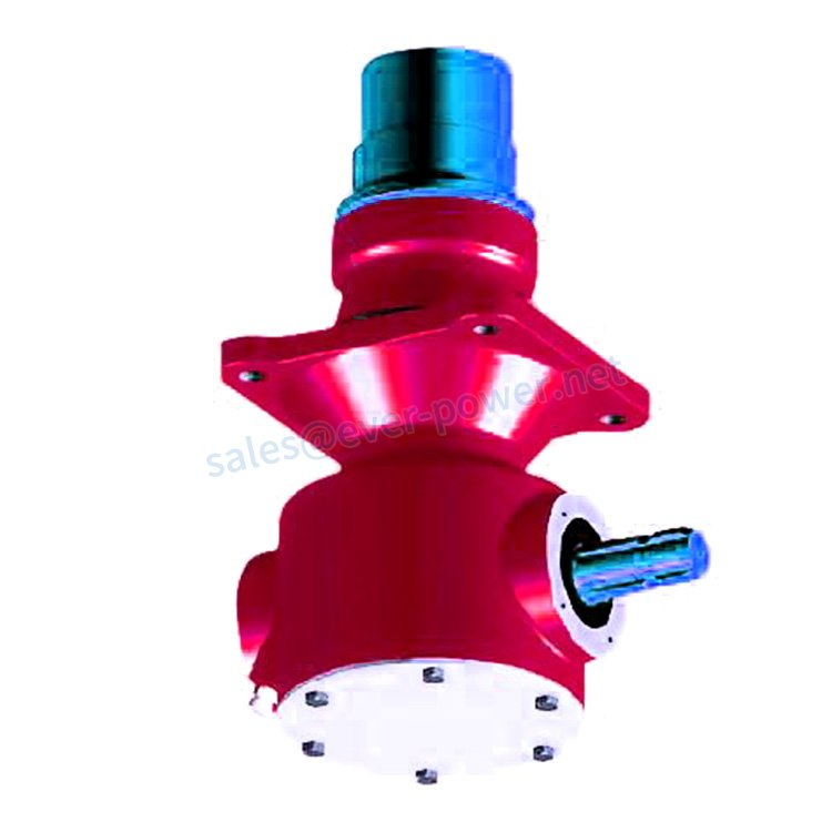Gearbox For Trenchers