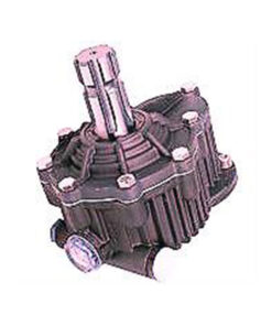 Interpump Gearbox For PTO Drive