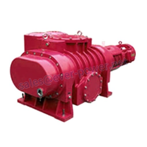 MH 2 and 2 B series of high vacuum energy conserving vacuum pump