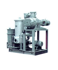 Roots pump na may paglamig gas sirkulasyon dry vakum istasyon - Roots pump na may paglamig gas sirkulasyon dry vacuum station 247x296