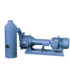 Series SK-1.5P water ring cacuum pumps with air ejectors