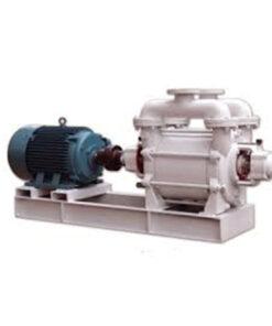 Mga serye ng SK-25A water ring vacuum pump - Serye ng SK 25A na singsing na vacuum ng singsing na tubig 247x296