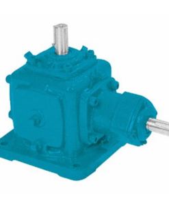 Spiral Bevel Gear Reducers 11