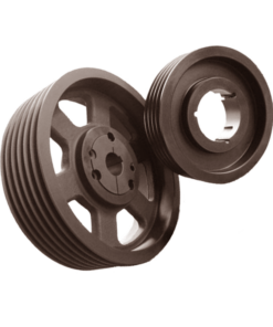 V belts pulleys 11