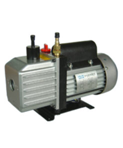 Vacuum pumps of spiral slice type 2
