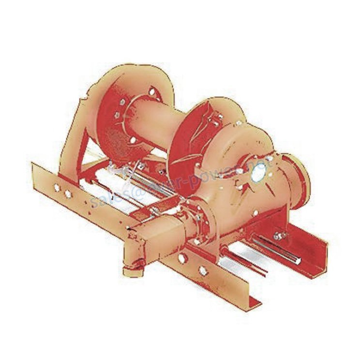 Worm Gear Reducers For Winch