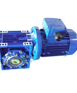 Worm geared motors - Worm geared motors 247x296