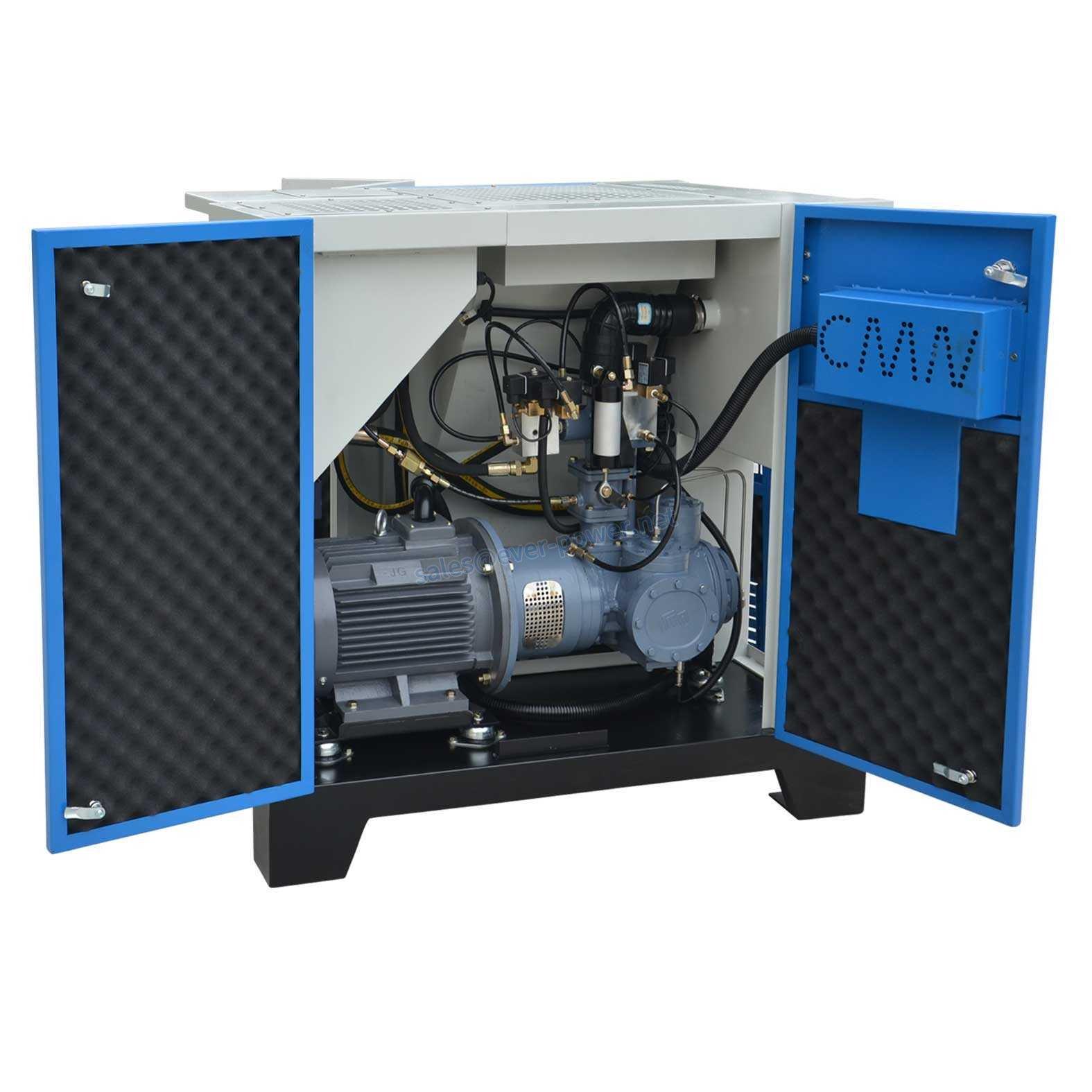 air compressor Laser cutting 1