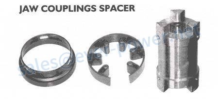 jaw coupling space