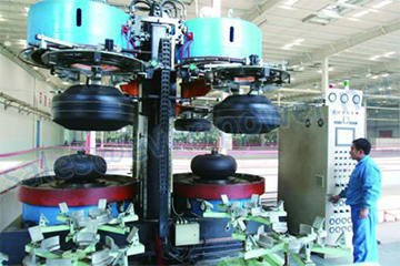 tire production equipment