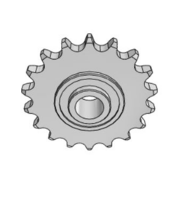 Chain Stretcher Sprockets 1
