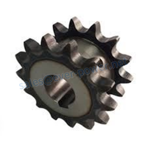 Double Pitch Chain Sprockets 1 1