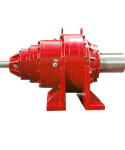 EPW planetary gearboxes with foot dimensions 1