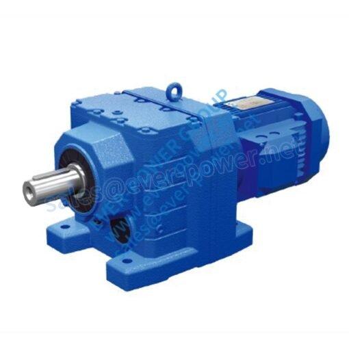 ER series helical geared motor