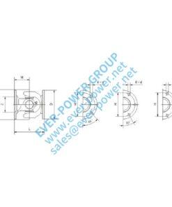Fixed joint assembly (FD) - Fixed joint assembly FD 1 247x296
