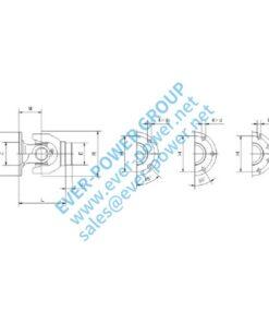Fixed joint assembly (FT) - Fixed joint assembly FT 1 247x296