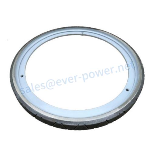 Friction Wheel For Escalator