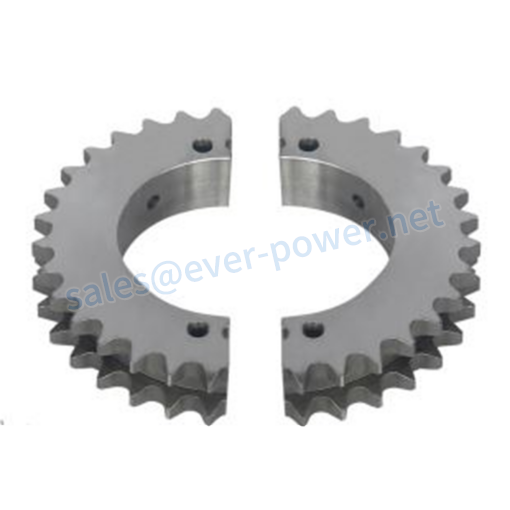 Half Chain Sprocket For Escalator Drive
