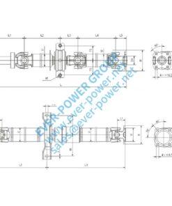 Light duty drive shaft - Light duty drive shaft 3 247x296