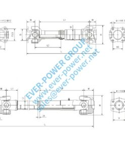 Light duty drive shaft - Light duty drive shaft 4 247x296