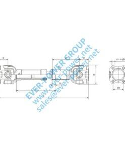 Light duty drive shaft - Light duty drive shaft 8 247x296